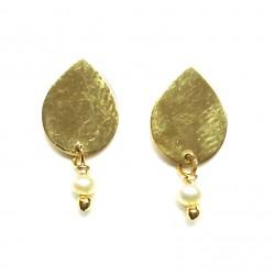 Pendientes AZURITA Oro