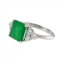 Anillo GREEN GOLD