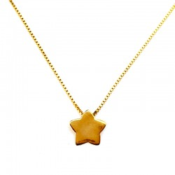 Colgante STAR Oro