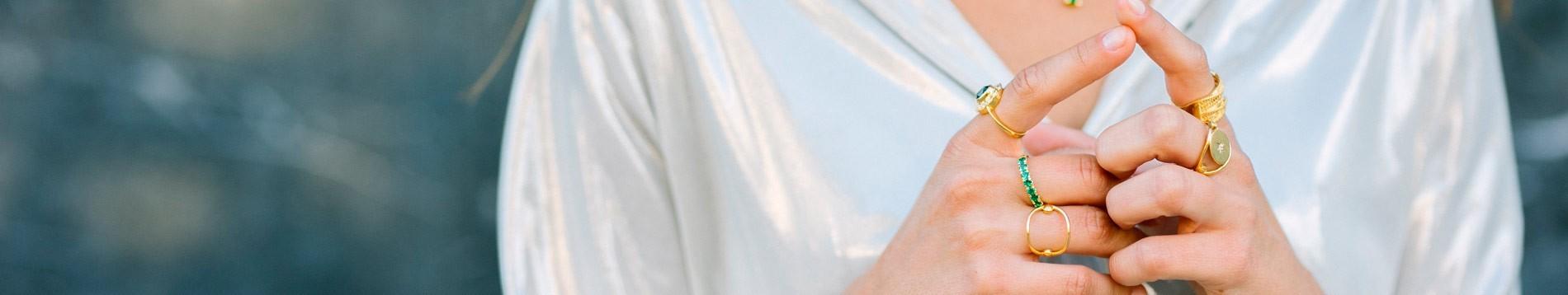 Anillos de Plata Baratos para Mujer | Ofertas Online | Duejoyitas